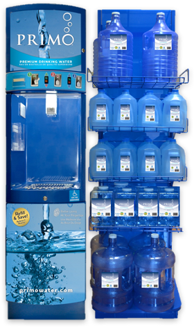 Self-Service Refill Water | Primo® Purely Amazing Water and Water