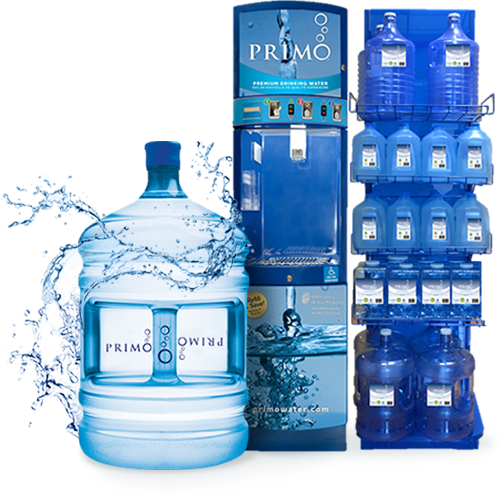 Primo® Purely Amazing Water and Water Dispensers | Inspiring